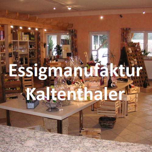 Essigmanufaktur Kaltenthaler